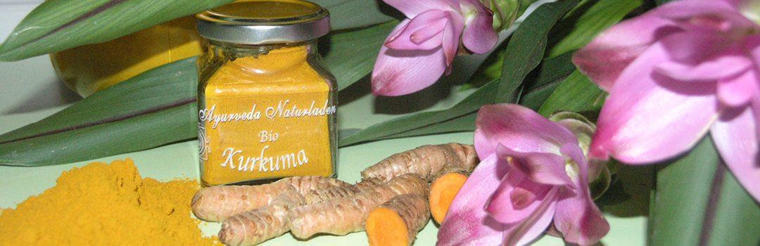 Kurkuma das Gold des Ayurveda!