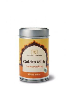 Golden Milk Gewürzmischung