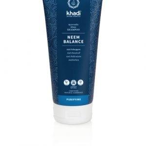 khadi Shampoo Neem balance