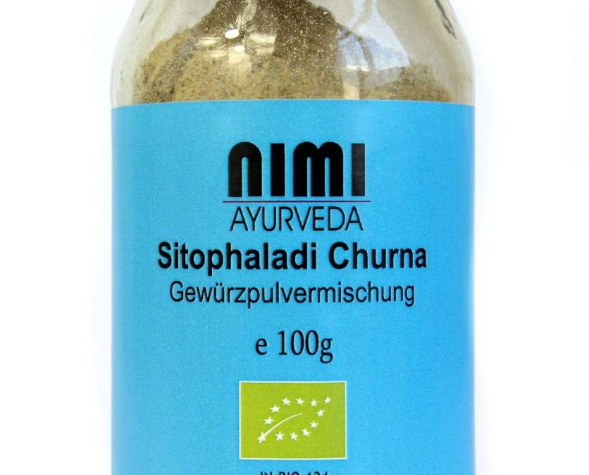 -Sitopaladi Churna – Hilfe für die Atemwege