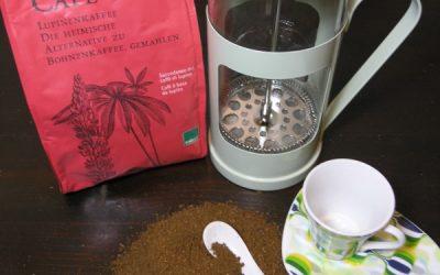 Lupinenkaffee – ein Kaffee-Ersatz ohne Koffein und Reizstoffe aber mit vollem Geschmack