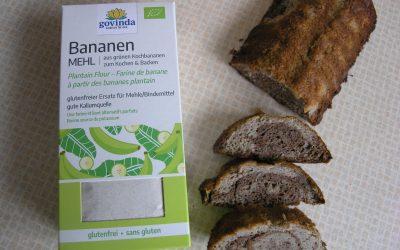 Grünes Bananenmehl Bio