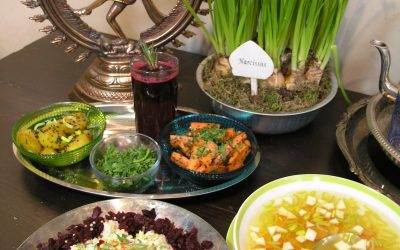 Panchakarma nennt man die Fastenküche im Ayurveda