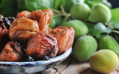 Die Umeboshi -Pflaume – Ein basisches Lebensmittel unterstützt beim Entschlacken!
