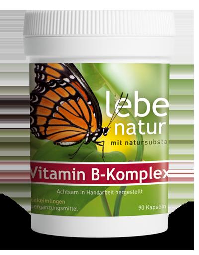 lebe_natur Vitamin B-Komplex aus Quinoa