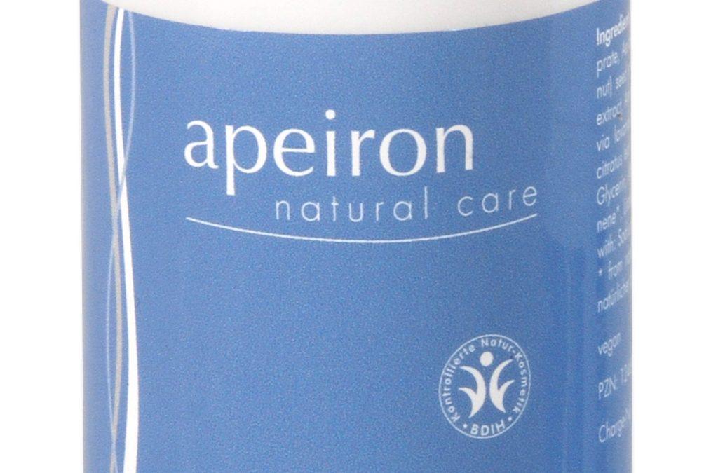 Apeiron Bein & Waden Relax Spray für schwere müde Beine