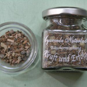 Räuchermischung aus dem Ayurveda Naturladen Graz