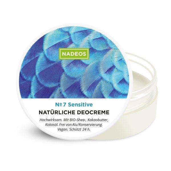 Natürliche Deo Creme Naturkosmetik