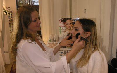Einladung zum kostenlosen Make-Up Workshop mit der Naturkosmetikfirma Lepo aus Italien