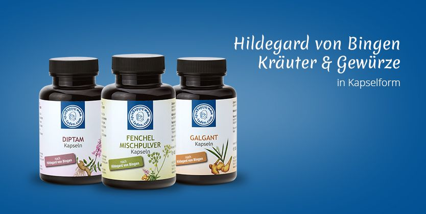 Neu bei uns im Ayurveda Naturladen! Original Produkte aus dem Hildegard Laden der früher in der Brandhofgassse in Graz war.