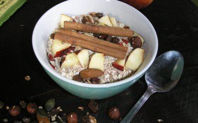 Das ayurvedische Frühstück stärkt das Immunsystem und fördert das Wohlbefinden