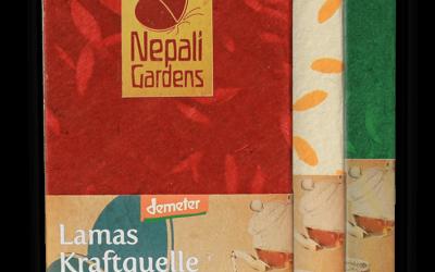 Bio demeter Nepali Garden Tee's aus Nepal