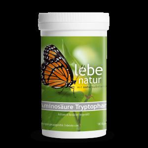 lebe natur® Aminosäure Tryptophan 180ermin