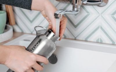 Neu!! im Ayurevda Naturladen! Zero Waste Edelstahl Trink- und Isolierflasche