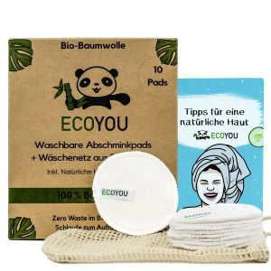 ecoyou abschminkpads zero waste
