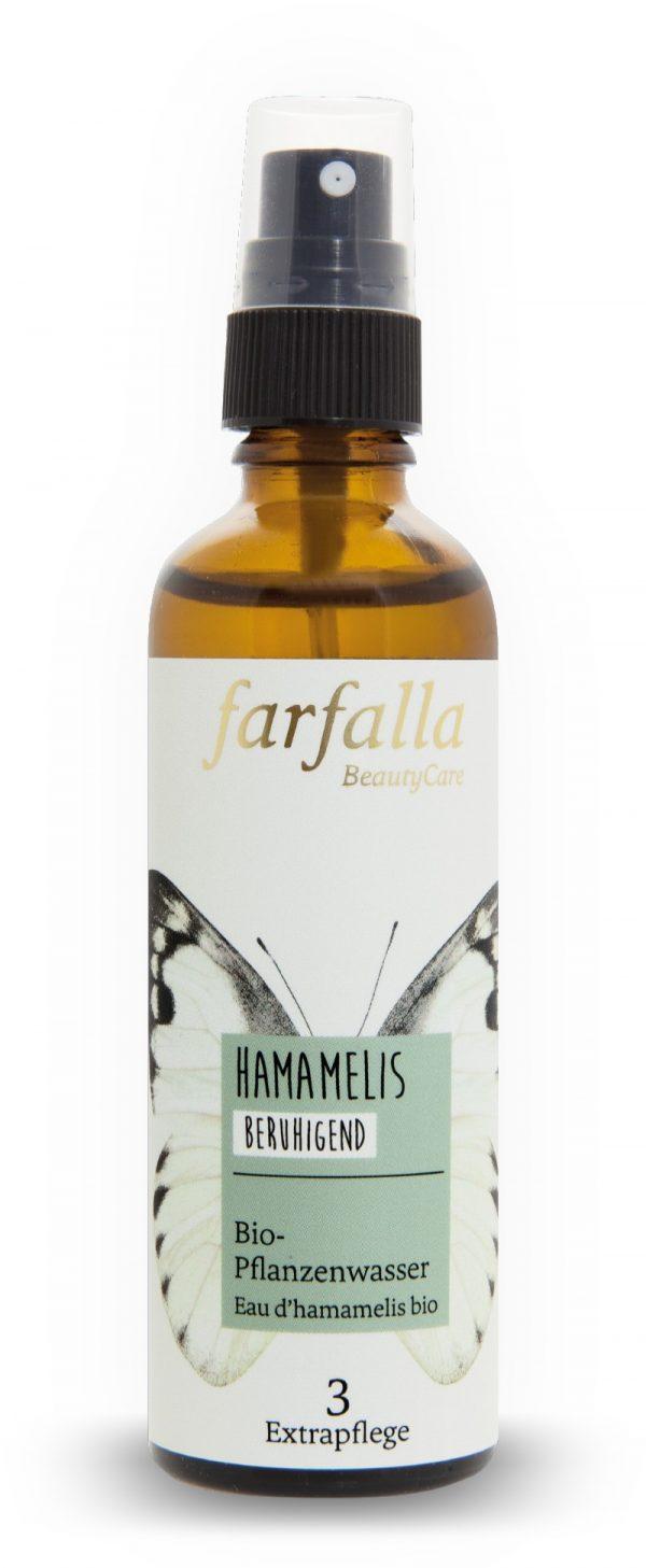 farfalla Bio-Pflanzenwasser_Hamamelis_beruhigend