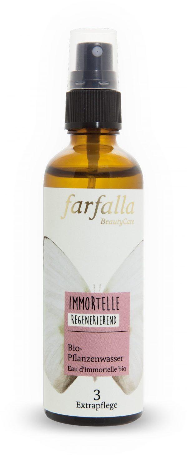 farfalla Bio-Pflanzenwasser_Immortelle_regenerierend