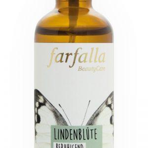farfalla Bio-Pflanzenwasser_Lindenbluete_beruhigend