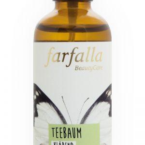 farfalla Bio-Pflanzenwasser_Teebaum_klaerend