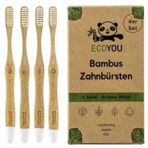 Zahnbuerste_Ecoyou_Bambus