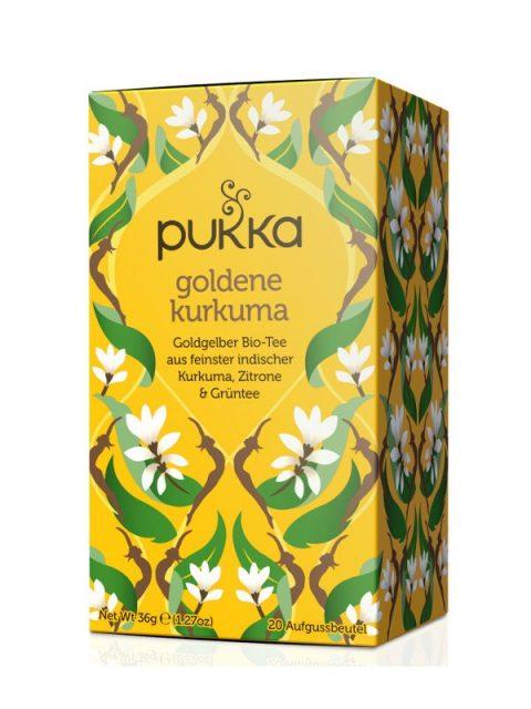 Pukka Golden Kurkuma - Ayurveda Naturladen Graz
