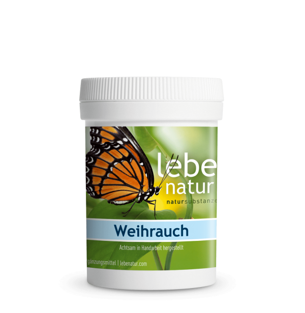 lebe natur® Weihrauch 90er-min