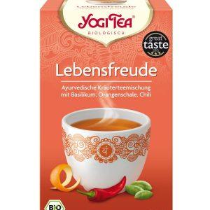 YogiTea Lebensfreude Tee