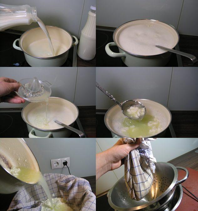 Paneer – Indischer Frischkäse selber machen