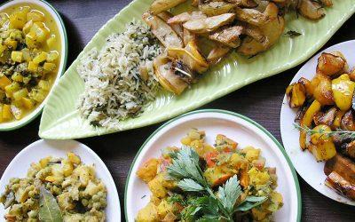 Ayurvedisch Kochen – Ayurvedische Küche muss nicht immer Indisch sein!