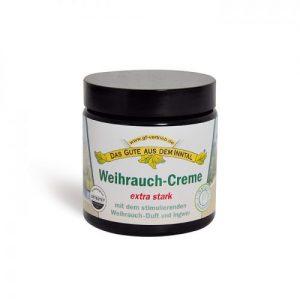 Inntaler Naturprodukte Weihrauch_Creme_extrastark