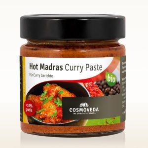 cosmoveda_BIO_Hot_Madras_Curry_Paste