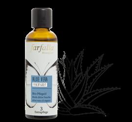 farfalla – Aloe Vera Bio-Pflegeöl
