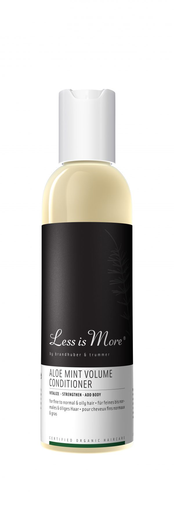 Less is More Aloe Mint Volumen Conditioner