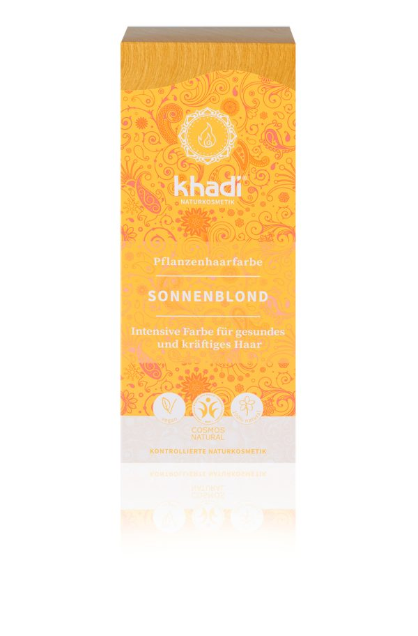 Khadi Sonnenblond