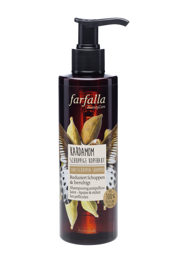 farfalla shampoo kardamom