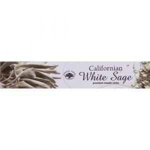 Räucherstäbchen WHITE SAGE
