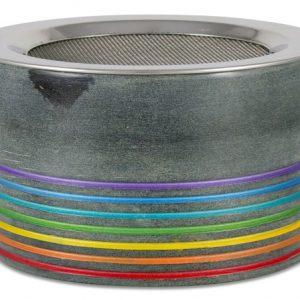 Räucherstövchen rainbow