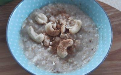 Rezept: Porridge das gesunde Frühstück