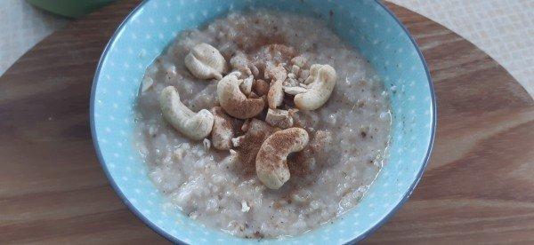 ayurvedisches Frühstück