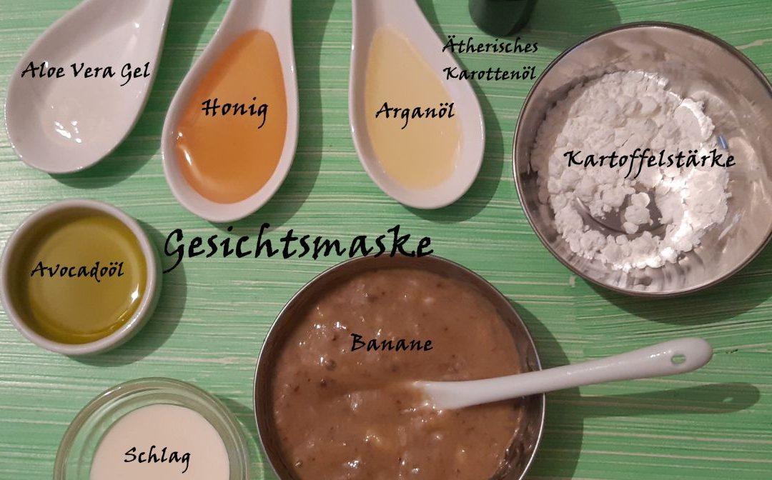 DIY-ayurvedische Gesichtsmaske