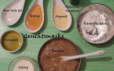 Rezept: DIY-ayurvedische Gesichtsmaske