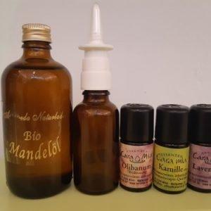 Nasenspray zum selber machen