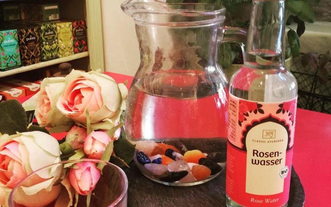 Rosenwasser von Classic Ayurveda