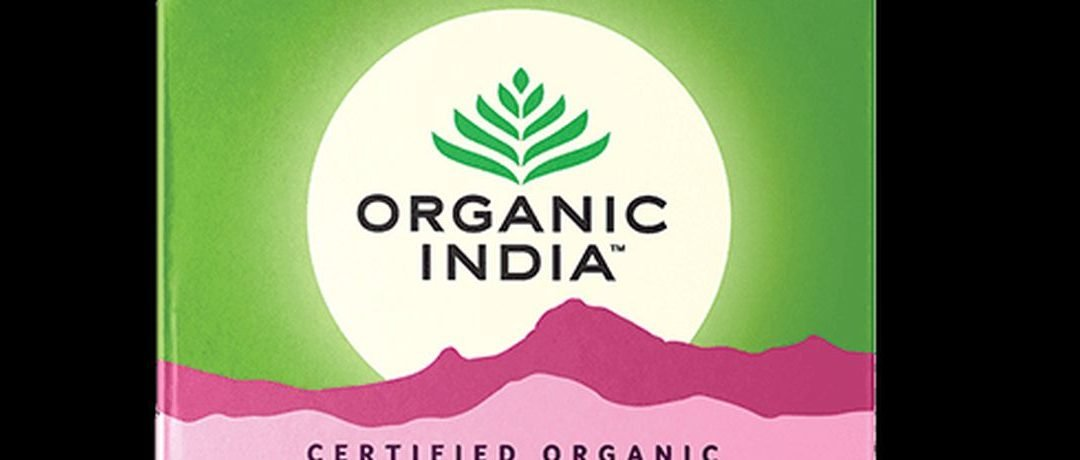 NEU im Ayurveda Naturladen – Organic India Teemischungen